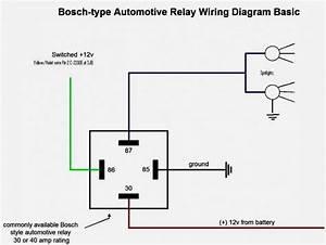 4 Pin Wiring Diagram