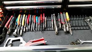 ML Tools Pliers Cutters Organizer Rack Review Workshop