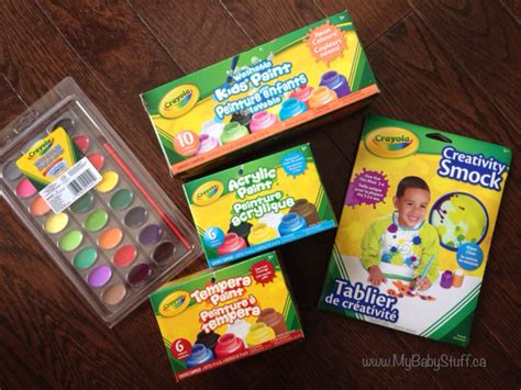 Get The Right Supplies For Back To School With Crayola