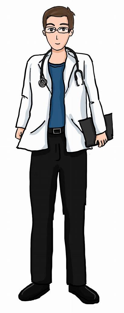 Doctor Clip Clipart Cliparts Boy Male Uniform