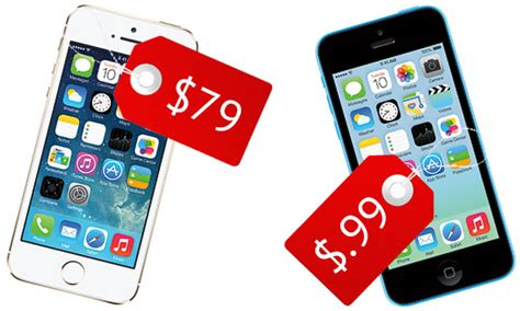 iphone 5c walmart no contract walmart slashes the 16gb iphone 5s price to 79 iphone 5c