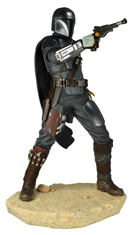 New Mandalorian, Sabine Wren, Darth Maul Collectibles From ...
