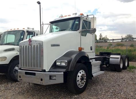 kenworth t800 trucks for sale 2011 kenworth t800 day cab truck for sale 789 711 miles
