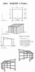 Plan Abri De Jardin En Bois Gratuit : cabane de jardin dimensions les cabanes de jardin abri ~ Melissatoandfro.com Idées de Décoration
