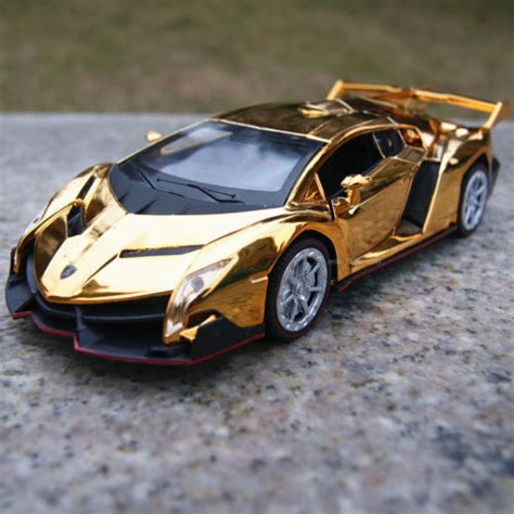 Lamborghini Veneno Alloy Diecast Model Cars 132 Toys
