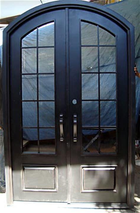 forged iron entry doors custom designed exterior iron