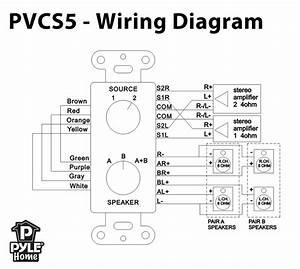 Parallel Speaker Wiring Diagram