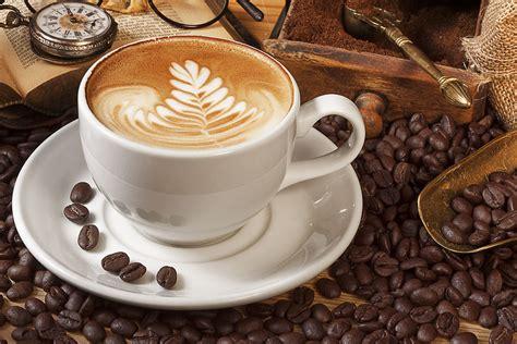 hem capucino kaffe