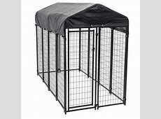 Shop 8ft x 4ft x 6ft Outdoor Dog Kennel Box Kit at