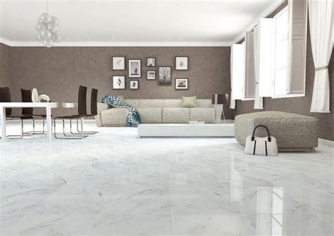 large granite floor tiles imperial carrara marble effect floor tile