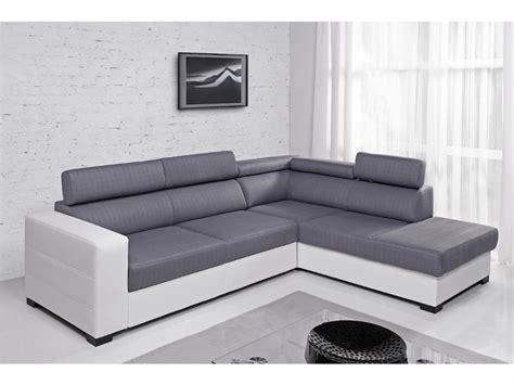 canapé d angle en cuir gris photos canapé d 39 angle cuir gris anthracite