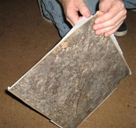 can you lay tile linoleum paper how to lay peel stick tiles linoleum ehow