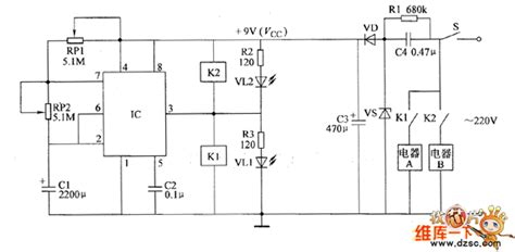 The Circuit Electrifying Intermittent Controller Part