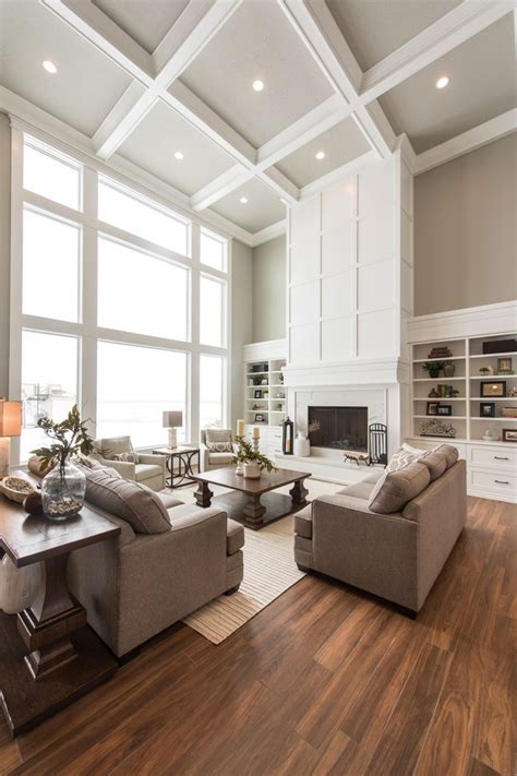 ten ideas  stylish transitional living room decohoms