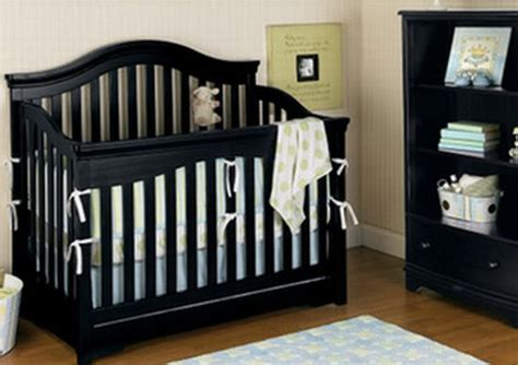 black baby cribs how charming modern and black baby crib designs