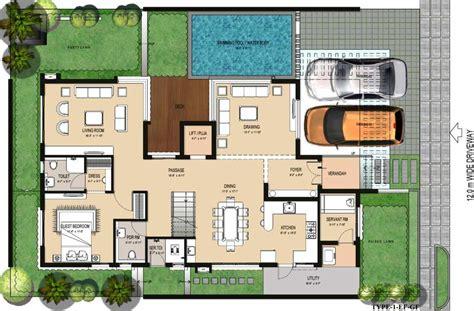 Villa Floor Plan by Villa Istanafloor Plans Villa Istana