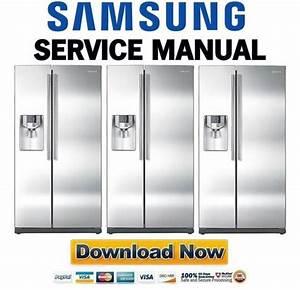 Samsung Rs267tdrs Service Manual  U0026 Repair Guide