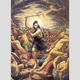 Narasimha Avatar | 450 x 620 jpeg 51kB