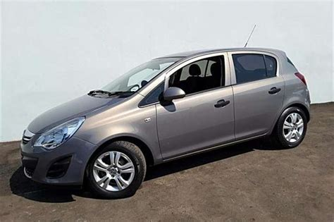 Opel Corsa 2012 by 2012 Opel Corsa 1 4 Essentia Hatchback Fwd Cars For