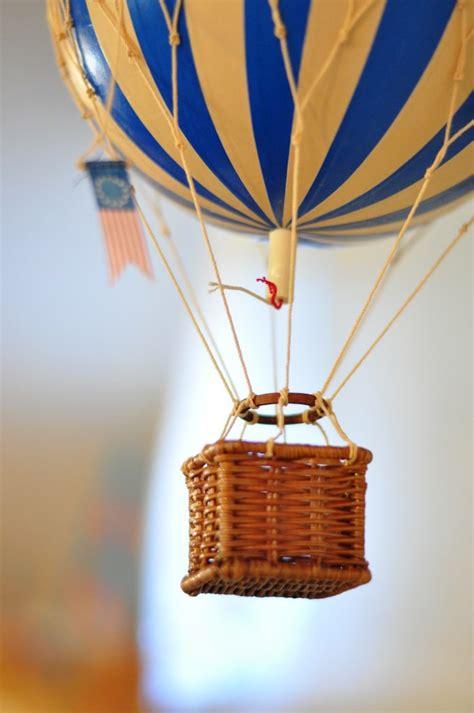 Air Decorations - kara s ideas vintage air balloon baby shower
