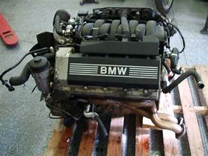 Bmw E34 1995 540i M60 4 0l V8 Engine 93