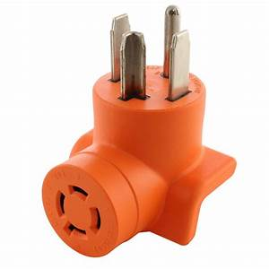 Ac Works Dryer Outlet Adapter 4