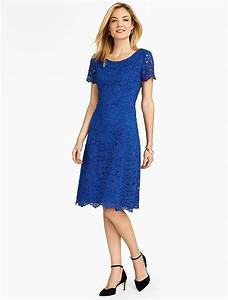 talbots amherst lace fit flare dress dresses my With talbots dresses for wedding