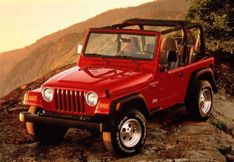 Jeep Wrangler (tj) 1997–2006 Wallpapers