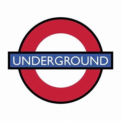 Underground London Vector Logos Icon Transparent Svg