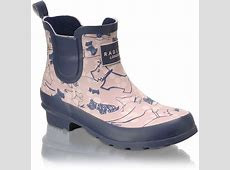 Radley Cherry Blossom Dog Ankle Wellie Boot ShopStyleco