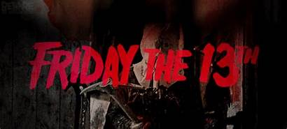 Friday 13th Gifs Kill Horror Die 1980