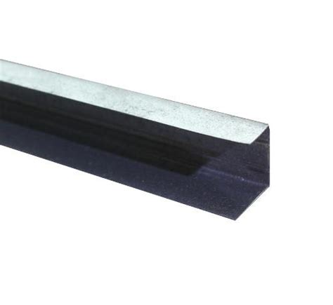 Mf Suspended Ceiling Calculator by Perimeter Channel Trim Mf6a 3 6m Hexan Suspended