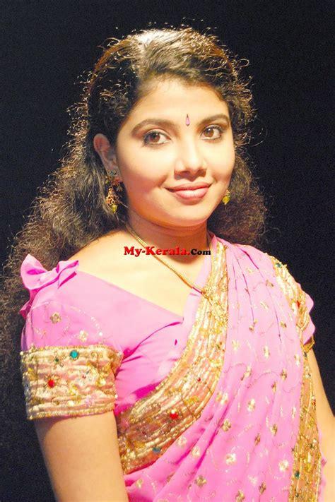 Just Nude Saranya Mohan Is An Indian Film Actress Who