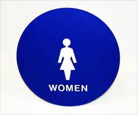 Female Bathroom Sign female restroom sign cliparts co
