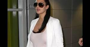 Enceinte Premier Signe : kim kardashian enceinte la star d voile les premiers signes de sa grossesse purepeople ~ Melissatoandfro.com Idées de Décoration