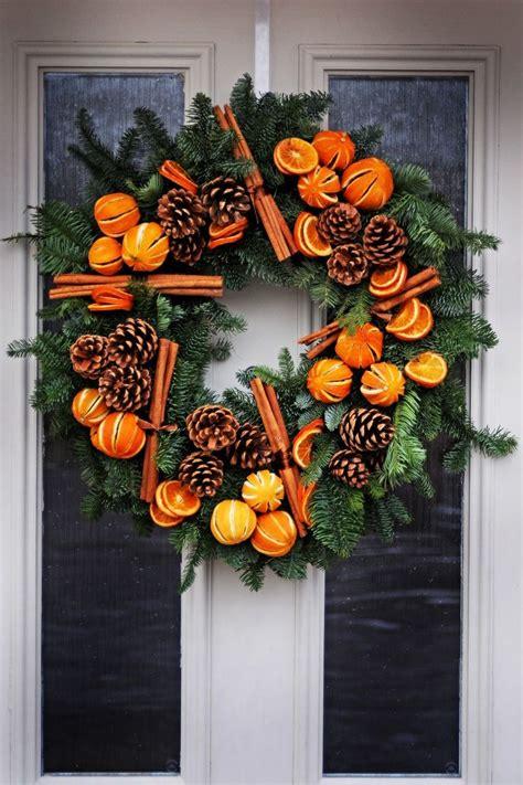 Weihnachtsdeko Selbst Gemacht by Best 25 Door Wreaths Ideas On
