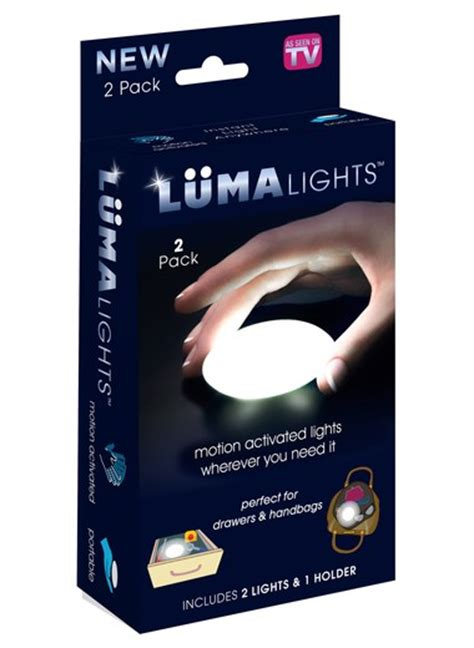 as seen on tv lights luma lights carolwrightgifts