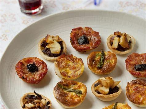 assortiments de mini tartelettes sal 233 es recette de assortiments de mini tartelettes sal 233 es