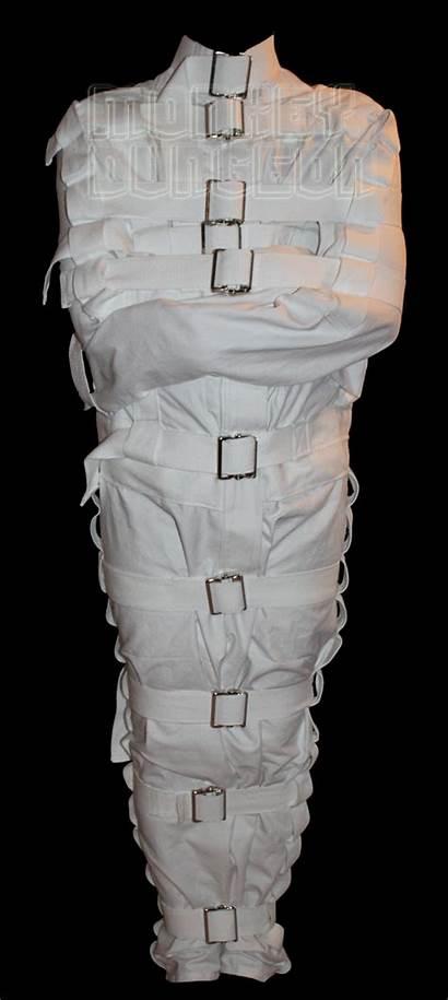 Jacket Straight Straitjacket Jackets Jaxy Want Costume