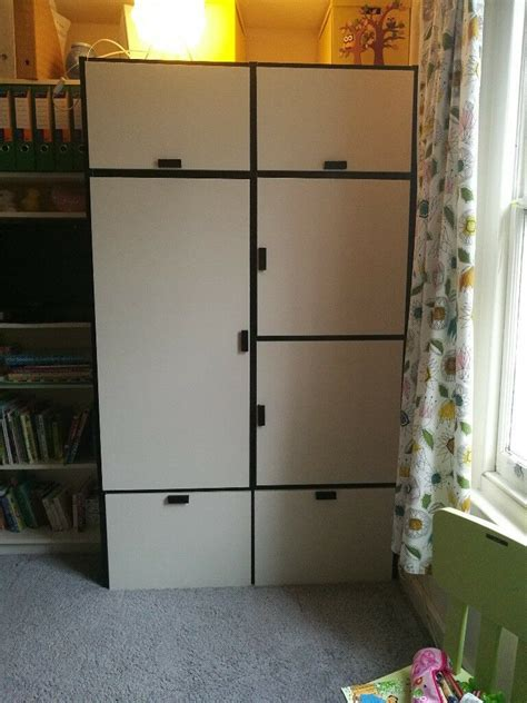 Wardrobe Units For Sale by Wardrobe For Sale Ikea Visthus Excellent Condition In