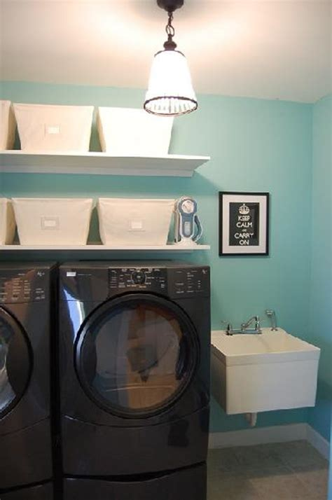 small laundry room design