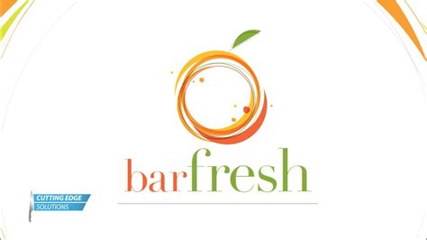 Cutting Edge Solutions: Bar Fresh Smoothies - YouTube