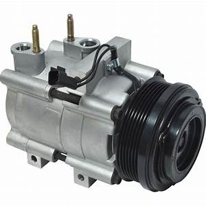 New A  C Ac Compressor Lincoln Town Car 2006