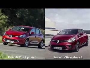 Tarif Clio 4 : vid o renault clio 4 phase 1 vs renault clio 4 phase 2 l 39 argus ~ Maxctalentgroup.com Avis de Voitures