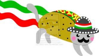 Mexican Nyan Taco Cat