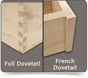 Dovetail Drawer Boxes WalzCraft