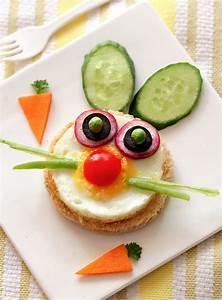 Idee Repas De Paques : recette de plat en forme de lapin food art ap ritif rigolo recettes de p ques et recette enfant ~ Melissatoandfro.com Idées de Décoration
