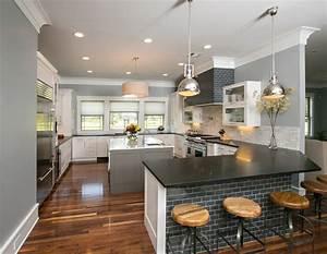 Modern Farmhouse Kitchen - Modern - Kitchen - dallas - by
