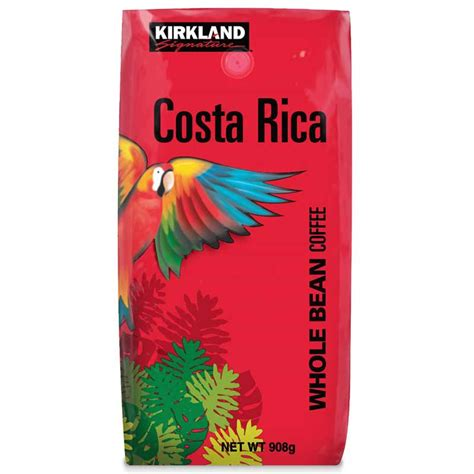 Discover costa rica's best coffee beans & top brands. Kirkland Signature Costa Rican Whole Bean Coffee Beans 908g > Coffees R Us