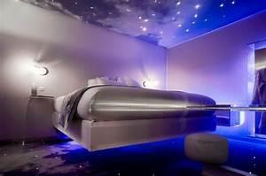 Neon Deco Chambre : 44 fotos sternenhimmel aus led f r ein luxuri ses interieur ~ Melissatoandfro.com Idées de Décoration
